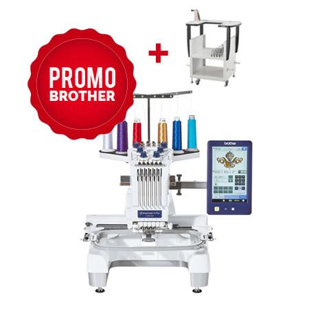 1°-Brother-PR670E-€8449-geen-korting-wel-gratis-VRPRNSTD(borduurmachine-opbergtafel-twv-€549