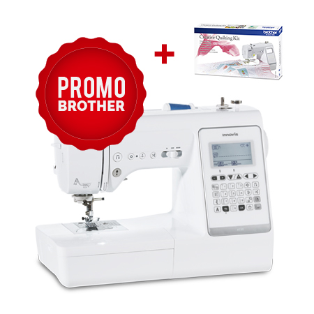Brother A150 Promo