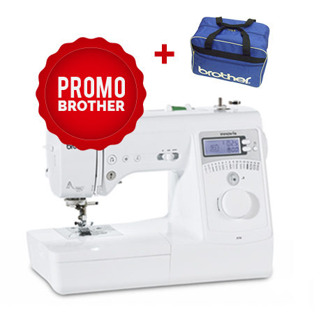 Brother A16 Promo