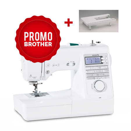 Brother A80 Promo