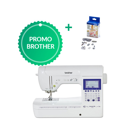 Brother F420 met gratis couturekit