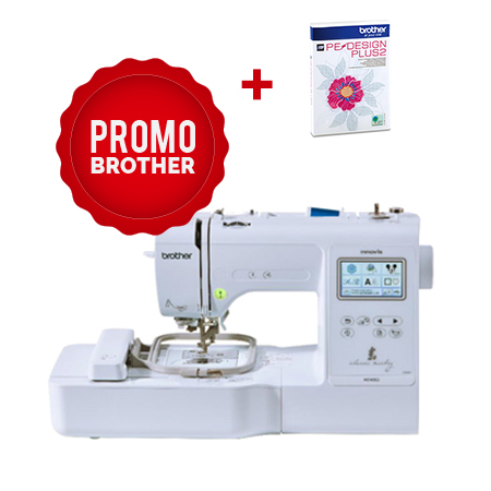 Brother M240ED Promo