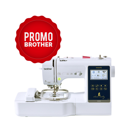 Brother M280D Promo alleen korting