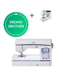 Brother NV1800Q met gratis KD144