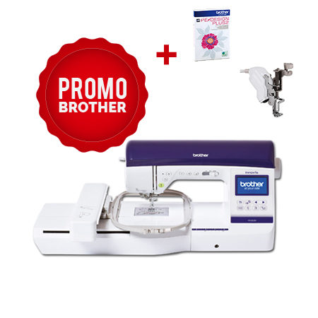 Brother NV2600 Promo