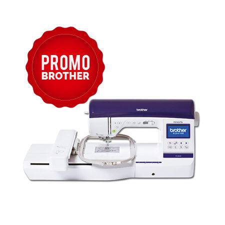 Brother NV2600 Promo alleen korting