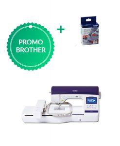 Brother NV2600 met gratis LEDPOINTER