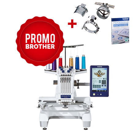 Brother PR670E Promo