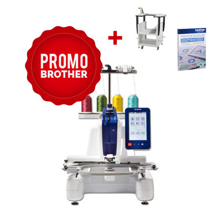 Brother VR Promo