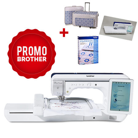 Brother XP1 Luminaire Promo Februari