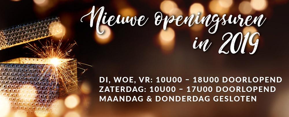 Nieuwe Openingsuren Van Rooy 2018 v3
