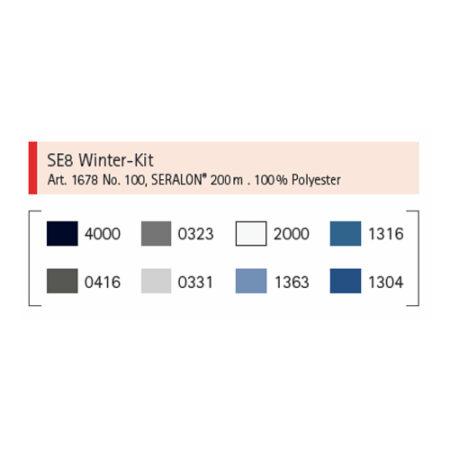 SE8 Kit Winter Kleuren